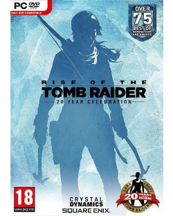 Rise of the Tomb Raider - 20 Year Celebration (PC)