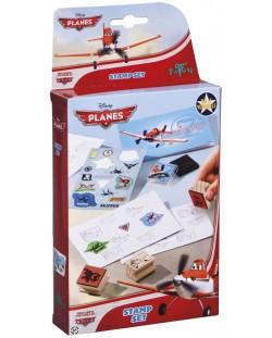 Творчески комплект Totum Planes - Печати със Самолетите
