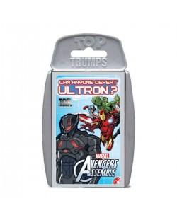 Игра с карти Top Trumps - Avengers