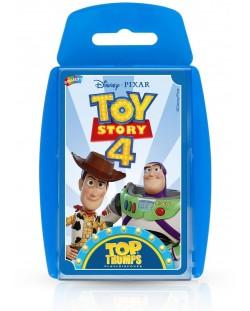 Игра с карти Top Trumps - Toy Story 4