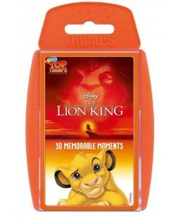 Игра с карти Top Trumps - Lion King