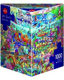 Пъзел Heye от 1000 части - Вълшебно море, Рита Берман