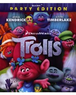 Тролчета (Blu-Ray)