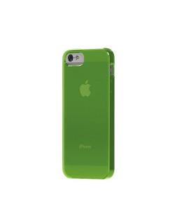 Tunewear Softshell за iPhone 5 -  лайм