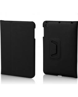 Tunewear LeatherLook Frontcover - черен