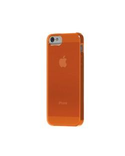 Tunewear Softshell за iPhone 5 -  оранжев