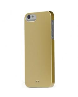 Tunewear Eggshell Pearl за iPhone 5 -  златист
