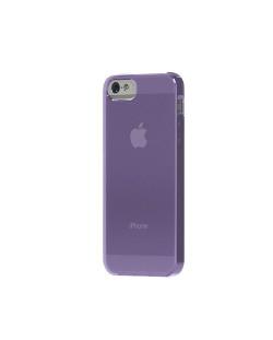 Tunewear Softshell за iPhone 5 -  лилав