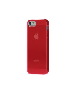 Tunewear Softshell за iPhone 5 -  червен