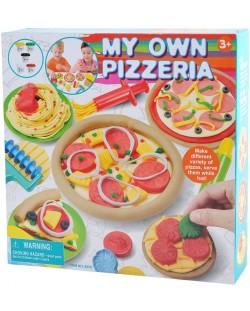 Творчески комплект PlayGo - Пицария от пластилин
