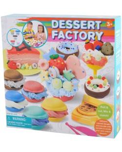 Творчески комплект PlayGo - Фабрика за сладкиши от пластилин