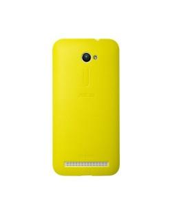 Калъф ZenFone ZE500CL - за Asus, жълт