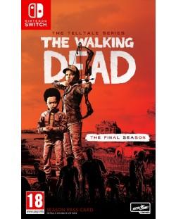 The Walking Dead - The Final Season (Nintendo Switch)