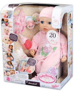 Детска кукла Zapf Creation, Baby Born - Анабел