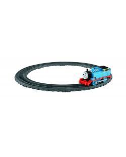 Комплект за игра Fisher Price My First Thomas & Friends - Моторизирано влакче Томас с двойно трасе