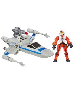 Star Wars Hero Mashers: X-Wing кораб и неговия пилот
