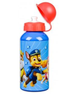 Алуминиева бутилка за вода Spin Master Paw Patrol - 400 ml