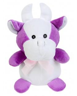 Плюшена играчка Morgenroth Plusch - Кравичка, 20 cm