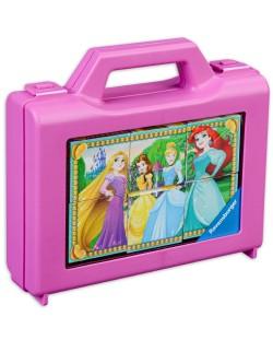Пъзел с кубчета Ravensburger от 6 части - Дисни принцеси