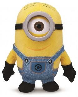 Плюшена играчка Despicable Me - Стюарт, 13 cm
