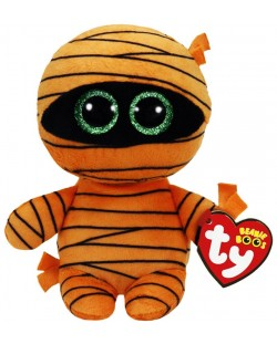 Плюшена играчка TY Toys - Оранжева Мумия, 15 cm