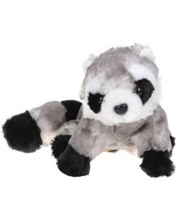 Плюшена играчка Morgenroth Plusch – Много меко енотче, 32 cm