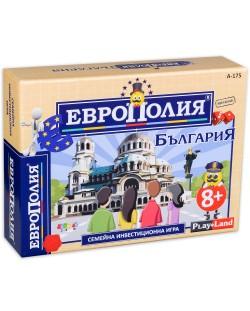 Детска настолна игра PlayLand - ЕвроПолия, България