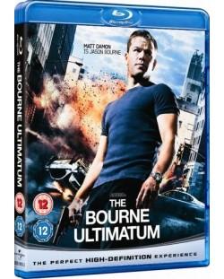 Ултиматумът на Борн (Blu-Ray)