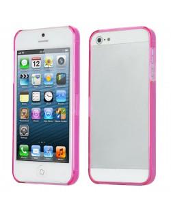 Ultraза iPhone 5 - Thin ABS - розов