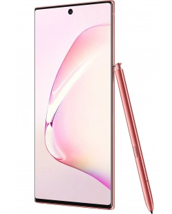 "Смартфон Samsung Galaxy Note 10 - 6.3"", 256GB, aura pink"
