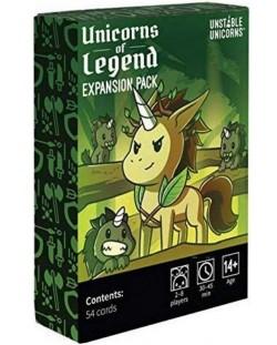 Разширение за настолна игра Unstable Unicorns - Unicorns of Legend Pack