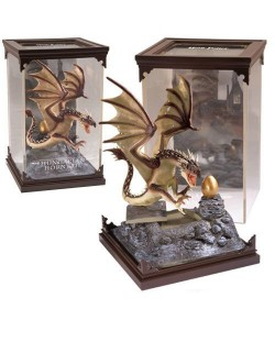 Фигура Harry Potter - Magical Creatures: Hungarian Horntail, 19 cm