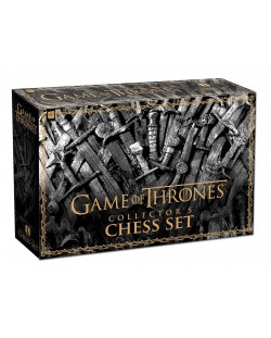 Шах USAopoly - Game of Thrones Chess Collector's Set
