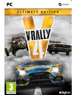 V-Rally 4 Ultimate Edition (PC)