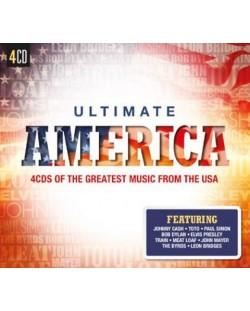 Various Artists - Ultimate... America (4 CD)