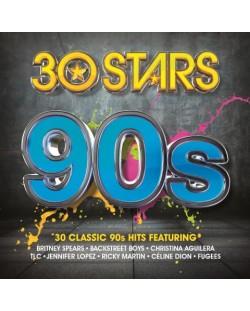 Various Artists - 30 Stars: 90s (2 CD)