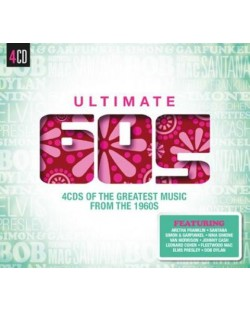 Various Artists - Ultimate... 60s (4 CD)