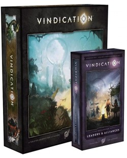 Настолна игра Vindication (Kickstarter Green Tier Edition)