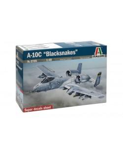 """Военен сглобяем модел - Американски реактивен самолет A-10C """"Черните змии"""" (A-10C """"Black Snakes"""")"""
