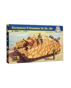 Военен сглобяем модел - Германски танк STURMPANZER IV BRUMMBAR SD.KFZ.16
