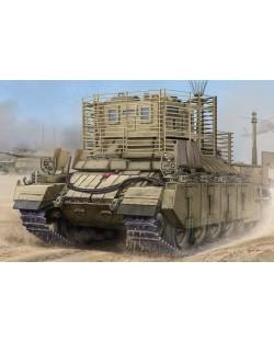 Военен сглобяем модел - Израелска тежко бронирана машина на пехотата Нагмахон Догхаус II (IDF APC Nagmachon Doghouse II)