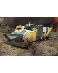 Военен сглобяем модел - Френска бойна машина от Първата световна война Schneider CA - Armored