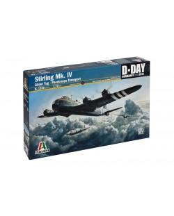"Военен сглобяем модел - Британски бомбардировач Шорт Стърлинг Мк.IV, Normanciq ""44(Short Stirling Mk.IV, D-Day Normandy ""44)"