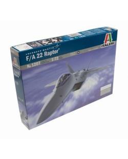 Военен сглобяем модел - Американски изтребител Ф-22 Раптор (F-22 RAPTOR)