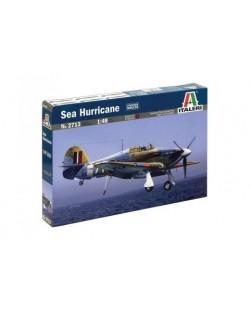 """Военен сглобяем модел - Британски изтребител Хоукър """"Морски ураган"""" Hawker Sea Hurricane"""