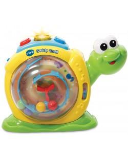 Детска играчка Vtech - Охлювче, музикално