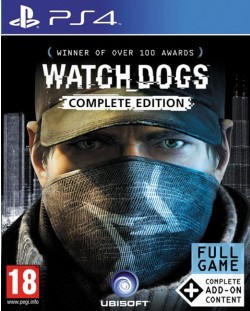 Watch_Dogs Complete Edition (PS4)