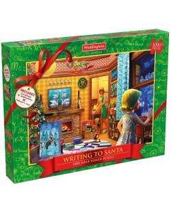 Пъзел Waddingtons от 1000 части - Коледа