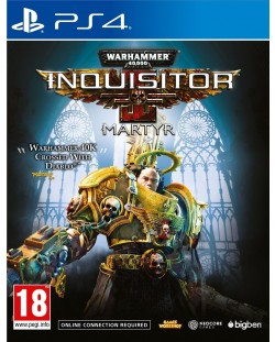 Warhammer 40,000 Inquisitor Martyr (PS4)