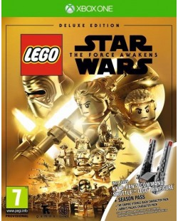 LEGO Star Wars The Force Awakens Deluxe Edition 2 (Xbox One)